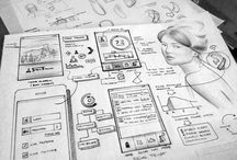 Sketch et Wireframe
