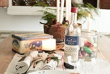 Holiday Decorating / Holiday decorating for Christmas and Thanksgiving.  / by Janeen Christoff