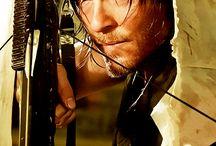 Norman Reedus & The Walking Dead