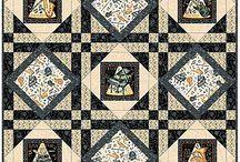 Hudební quilt