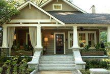 House porches