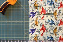 Quilts, technieken