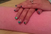 nails - i still have to learn a lot / nail designe