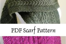 scarf patterns