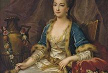 tureckie suknie XVIII