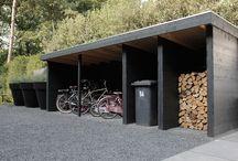 Cykel opbevaring