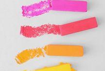 Color, explosión de color
