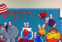 I Love Dr. Seuss!!!