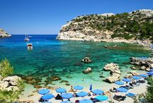 Beaches In Rhodes Greece / Beautiful Beaches in Rhodes Greece