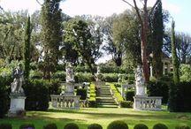 Italian Beautiful Gardens