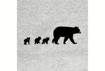Momma bear tattoos