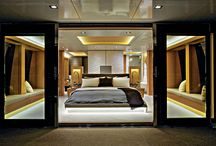 "Yacht Interiors 40-50 Meters / Follow the latest news related to ""Ultimate Luxury Experience"" on Twitter @bestofyachting"