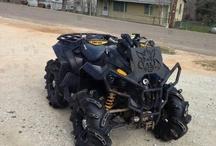 Off-road Quads