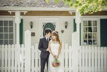 Cozy Weddings / Nothing like wedding photography inside a house to soften up the mood ~ focusproduction.ca