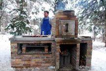 BBQ: Fireplace