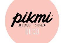 DECO / { PIKMI Deco } Interiorismo y Decoración