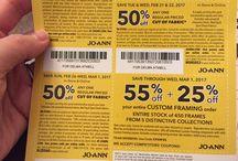 Saving/coupons