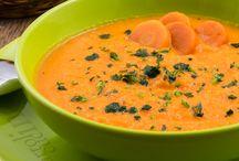 Zuppe, minestre e vellutate / Zuppe, minestre e vellutate