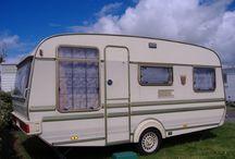 Caravanes Tabbert / Les caravanes de la marque Tabbert