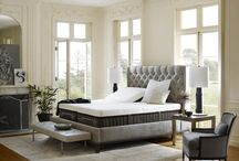 Luxury Stearns & Foster / The 2016 Stearns & Foster line features premium mattresses that combine superior design, attention to detail. Made with luxurious materials - the collections are masterly crafted for quality you can feel. Available at Mattress Warehouse!
