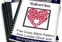 cross stitch / Cross stitch patterns and inspirations / by Nima Titus