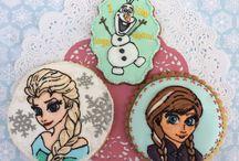 cookies / icing cookies