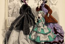 victrian fashion