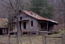 The Abandoned, Desserted, Forlorn, Haunted, etc. / by Sherry Gallant