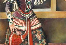Qajar pattern