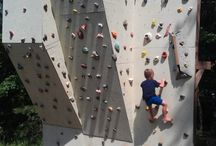 Wall Climbing Design Ideas