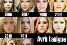 Avril Lavigne / Avril Lavigne pour Crapouillette qui est fan !!!