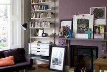 Colour living room