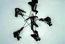 Pentagram illuminati puppet