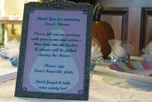 Bridal Shower / by Sandy McGonagle