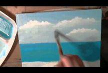 Lekcie maľovania