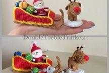 Crocket christmas