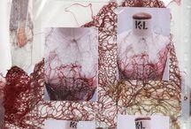 textile sketchbook ideas
