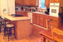 kitchen / by Julie Meyer