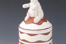 Ceramics: Ron Philbeck