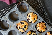 Food network blueberry muffins