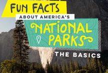 National Parks Lesson