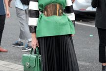 Love her style  / Streetstyle  / by Kdiva P