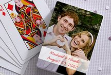 Wedding Playing Cards / Wedding playing cards is nothing but custom playing cards with wedding photos and images which will be unique concept for wedding and anniversary special.