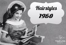 1960-1969 Make Up, Fashion, Beauty