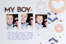 Pops album / Pops scrapbook  / by Amanda Case