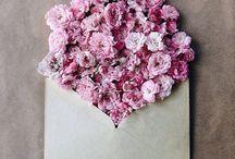 Цветики для поздравлений