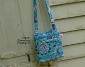 Hold it Right There / PDF sewing patterns, handmade bags and accessories from my Etsy shop.   / by Suzanna McKeon