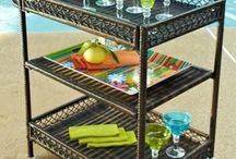 "Bar & Beverage Carts  / by ""Grateful"" Kim"