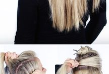 Hair tutorials / Hair tutorial