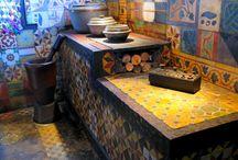 fogões rusticos